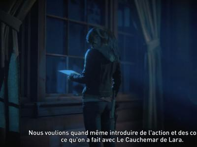 Tomb Raider : épisode 4 de Femme contre nature, le manoir des Croft