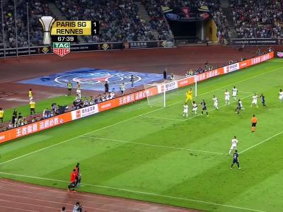 PSG -Rennes : les buts et le résumé du match en vidéo