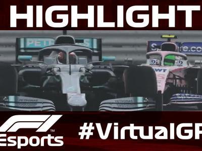 F1 Esport Virtual Grand Prix de Monaco : le résumé de la course