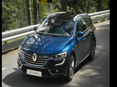 Renault Talisman Estate : place au break !