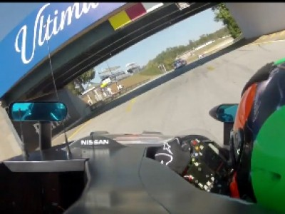 Nouvel accident pour la Nissan Delta Wing