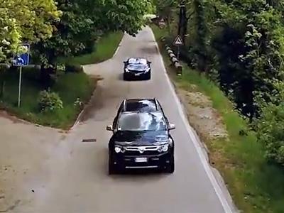 BMW Z4 ou Dacia Duster?