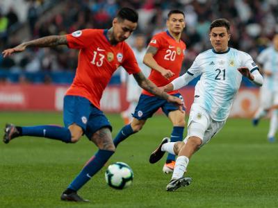 Chili - Argentine : le résumé de la rencontre