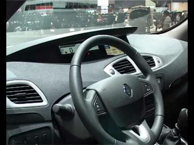 Reportage Renault Scenic 3