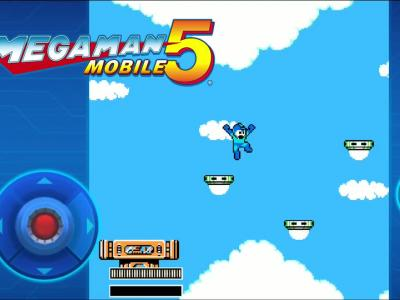 Mega Man Mobile : trailer des versions iOS et Android