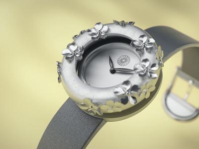 Marie Boutteçon Timepieces