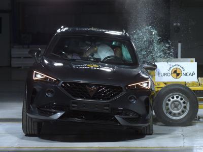 Crash-test Cupra Formentor : 5 sur 5 chez Euro NCAP