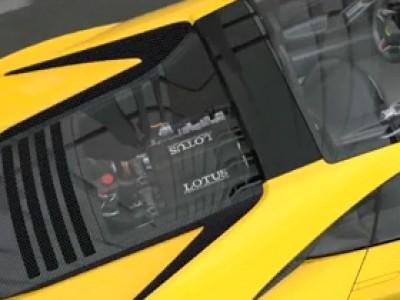 Lotus développe l'Esprit et un moteur V8