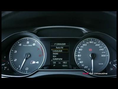 Audi A4, S4 et A4 Allroad 2011