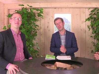 Jardins, jardin [S02E08] Le prix de la création paysagère 2016