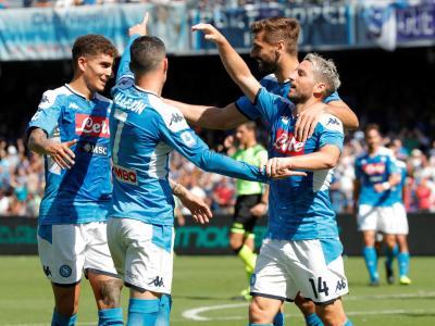 Naples - Brescia : le résumé et les buts du match