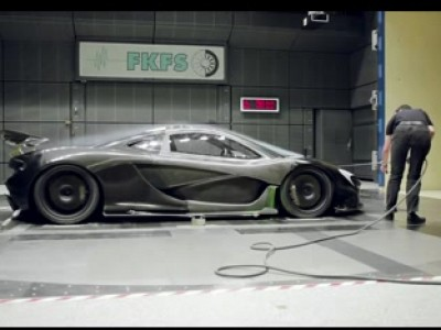 McLaren vs Aérodynamisme