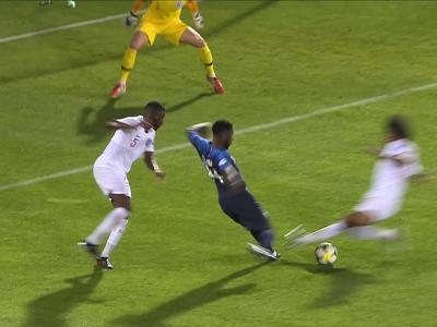 Angleterre - France de l'Euro Espoirs 2019 : la terrible blessure de Jonathan Bamba