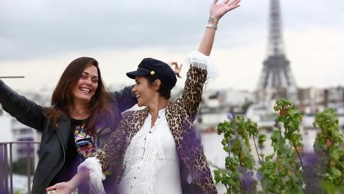 Sophie Dorn et Emilie Grison : l'irréductible team « Girl Power » de Michel Herbelin
