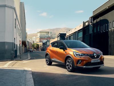Renault Captur II : prix et finitions du petit SUV compact