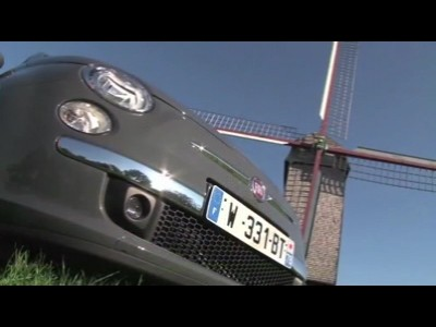 Essai Fiat 500C TwinAir