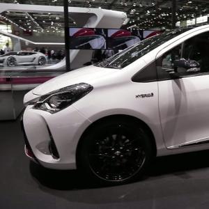 Mondial de l'Auto 2018 : la Toyota Yaris GR Sport en vidéo