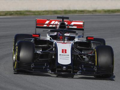 Grand Prix d'Australie - Romain Grosjean : 2020, l'année du pardon ?