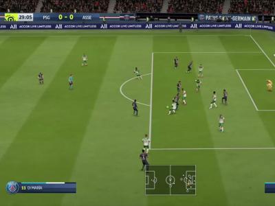 PSG - ASSE sur FIFA 20 : résumé et buts (L1 - 33e journée)