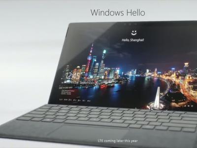 Surface Pro : vidéo officielle de présentation de la génération 2017