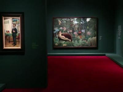 Le Douanier Rousseau, visite de l'exposition au Musée d'Orsay