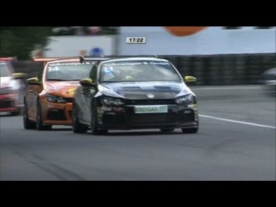 Plein Gaz : Volkswagen Scirocco R-Cup