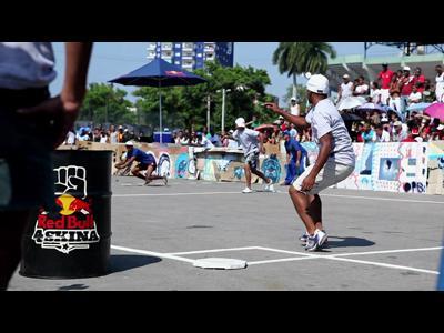 4skina, Baseball de rue