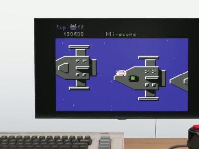 C64 Mini : vidéo de présentation de la console rétro