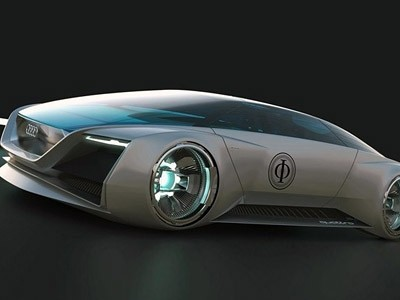 Un coupé futuriste Audi bientôt au cinéma