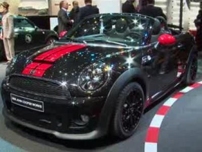 Genève 2012 : Mini Roadster
