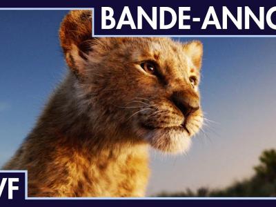 Le Roi Lion : la seconde bande-annonce en VF