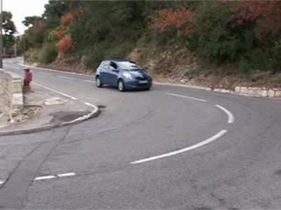Essai Toyota Yaris 2