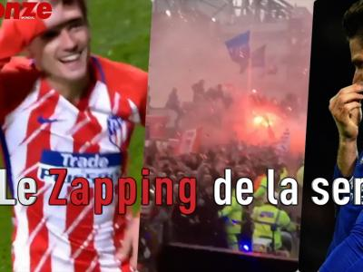 Griezmann en mode Fortnite, Giroud ignoré par les supporters...Le Zapping