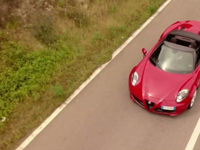Essai Alfa Romeo 4C Spider : esprit GT