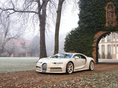 La Bugatti Chiron habillée par Hermès : la vidéo officielle du bolide
