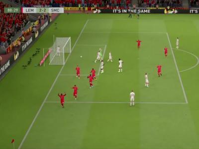Le Mans FC - Stade Malherbe de Caen sur FIFA 20 : résumé et buts (L2 - 33e journée)