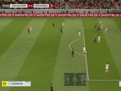 Fortuna Düsseldorf - Borussia M'Gladbach : notre simulation FIFA 20 (Bundesliga - 31e journée)