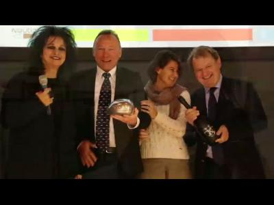 Remise des prix Nautic Motor Boat Design award