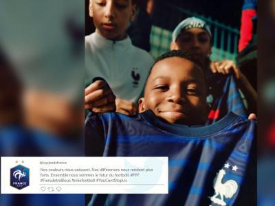 Euro 2021 : les maillots des Bleus dévoilés