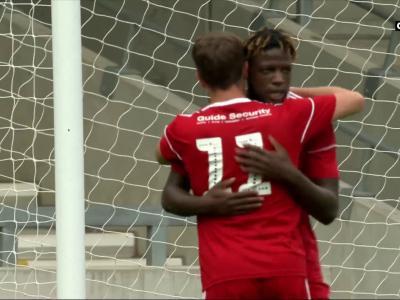 Amical - Accrington Stanley FC / OM : le deuxième but des Anglais en vidéo !