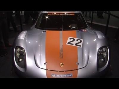 Genève 2011 : Porsche 918 RSR