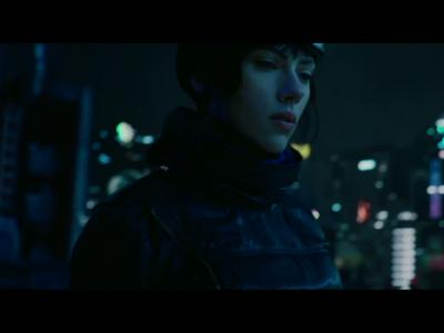 Culturetainment [S07E23] Ghost in the shell, une ode à Scarlett Johansson