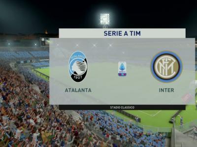 Atalanta Bergame - Inter sur FIFA 20 : résumé et buts (Serie A - 38e journée)