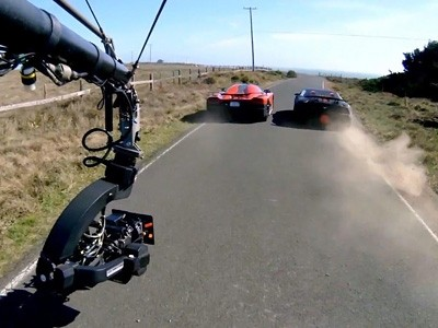 Need For Speed le film : Making of