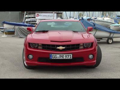 Essai Chevrolet Camaro