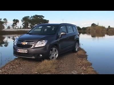 Essai Chevrolet Orlando 2.0 VCDi 163 BVA