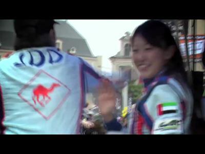 24H du Mans 2012 - Le Mans Drivers parade
