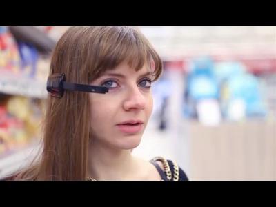 Des lunettes connectées pour faire vos courses