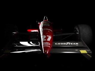 Incarnez un pilote de légende dans F1 2013