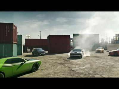 Dodge s'offre une pub avec Vin Diesel façon Fast & Furious